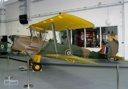 D-EDAH, De Havilland D.H.82 Tiger Moth