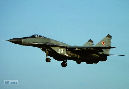 09 weiss, MiG-29
