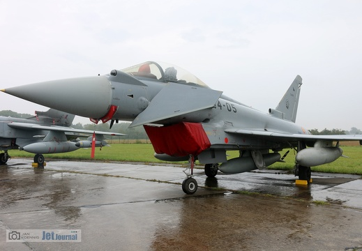 14-05, Eurofighter Typhoon