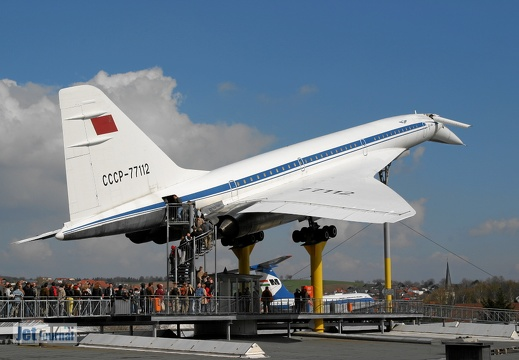 CCCP-77112 Tu-144D Charger Pic2