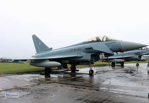 31+30, Eurofighter Typhoon, Deutsche Luftwaffe