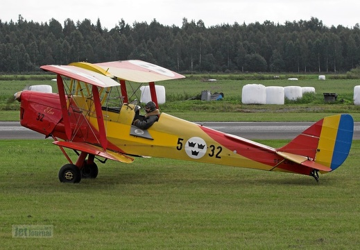 SE-CHG De Havilland DH-82A Tiger Moth II