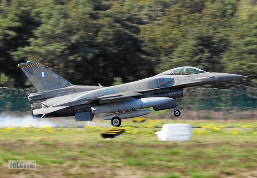 523, F-16C, Hellenic Air Force