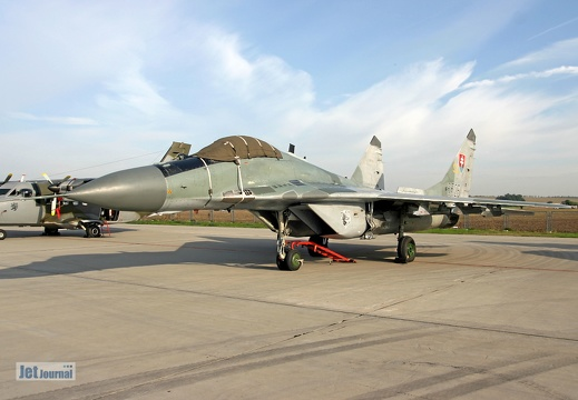 MiG-29, Slovak Air Force, 6526