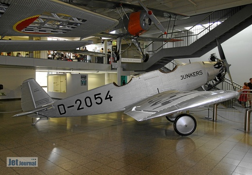 D-2054 Junkers A50ci Junior