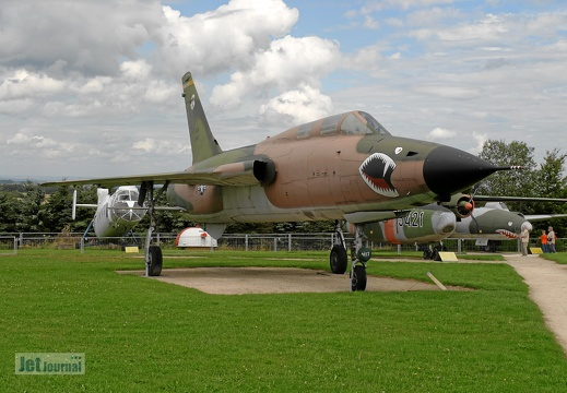 62-4417 Republic F-105F Thunderchief Pic1