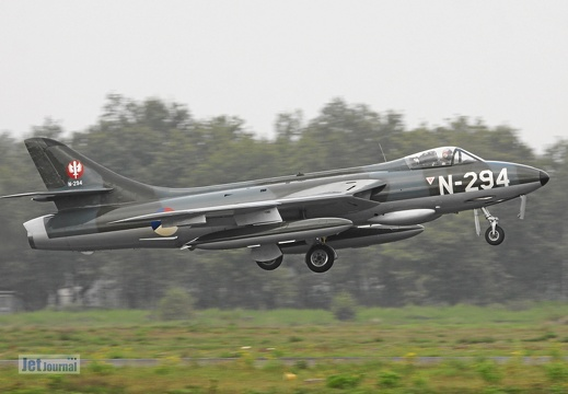 N-294, Hawker Hunter F.6A