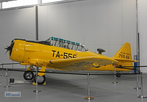 D-FITE, North American AT-6A Harvard Mk. II