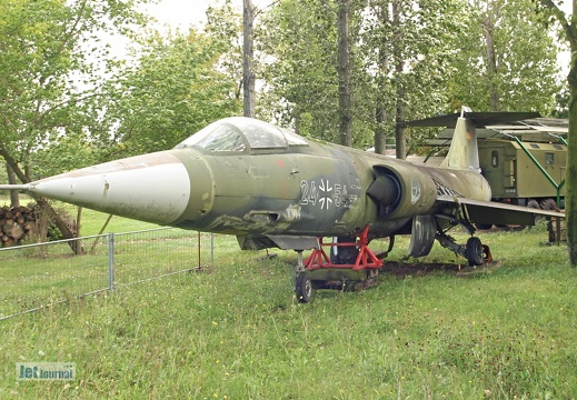 F-104G Starfighter, 24+54 ex.Luftwaffe