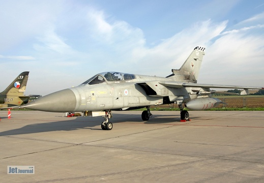Tornado F.3, Royal Air Force, ZE838