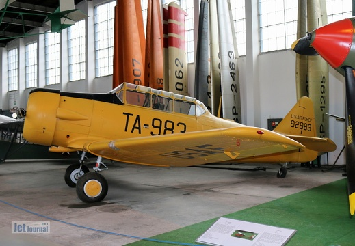 92983, North American T-6G Texan