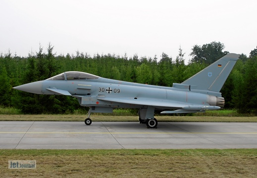 30+09, EF-2000 Eurofighter