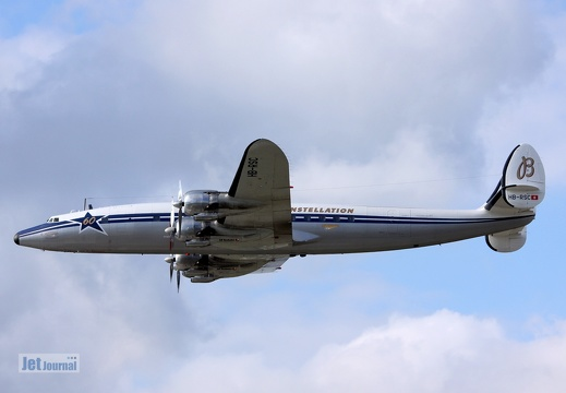HB-RSC, L-1049 Super Constellation