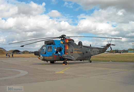 89+57 Sea King Mk41 MFG5