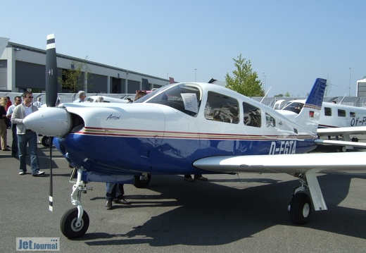 D-EGTA Piper PA-28 Arrow