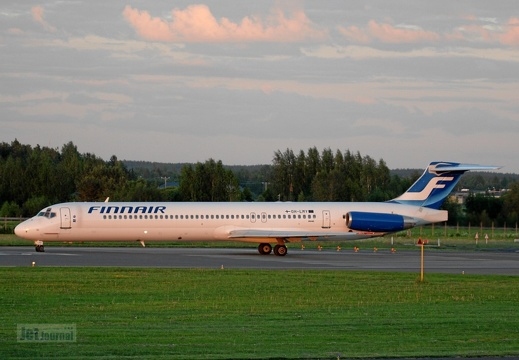 OH-LMY MD-82 Finnair