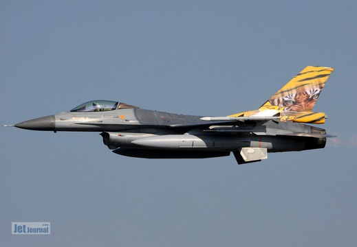 FA-106, F-16AM, Belgian Air Component