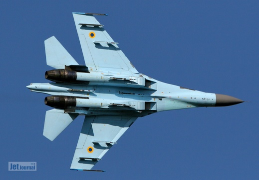 69, Su-27UB, Ukrainian Air Force