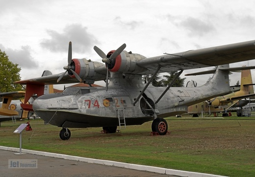 DR1 74-21 PBY-5A