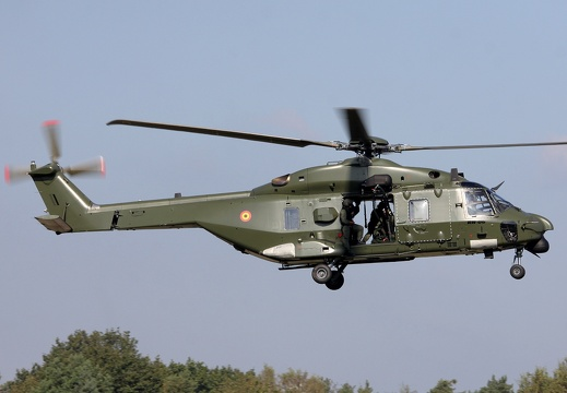 RN-06, NH-90 TTH, Belgian Air Force