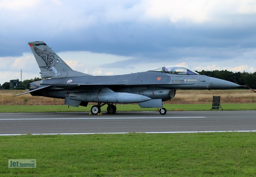15136, F-16AM, Portuguese Air Force