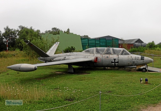 SC-601, Fouga Magister