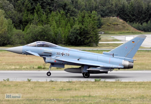 30+79, Eurofighter EF-2000 Typhoon, Deutsche Luftwaffe