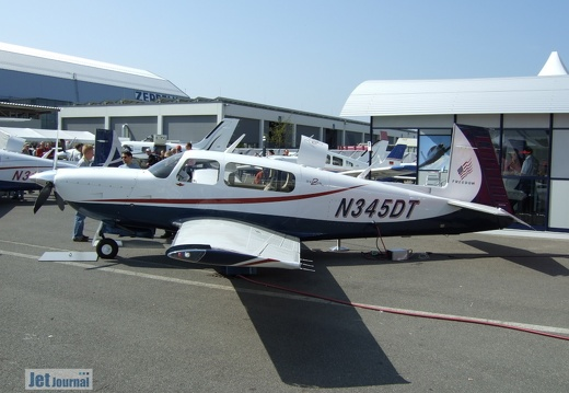 N345DT Mooney M20R Ovation2 GX