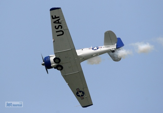 D-FUKK, North American T-6 Harvard