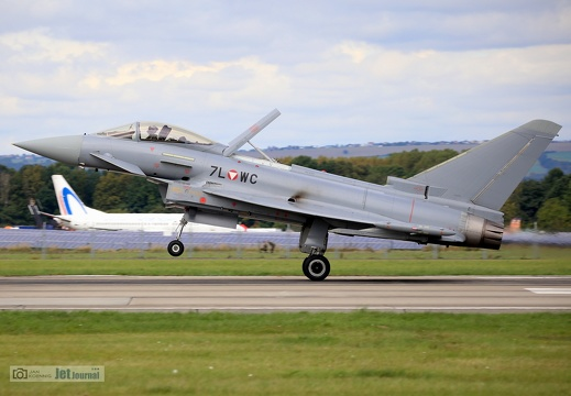 7L-WC, Eurofighter Typhoon