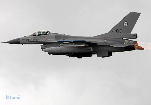 J-015, F-16AM, Royal Netherlands AF