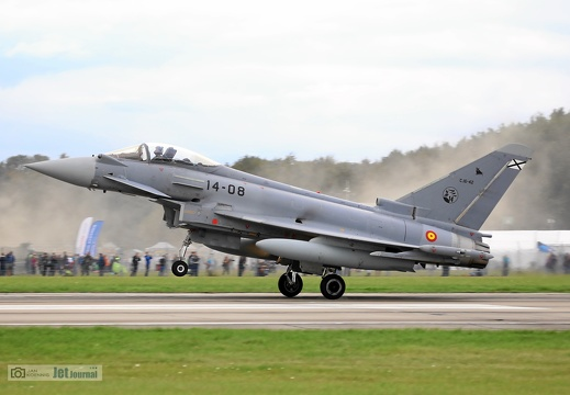 14-08, Eurofighter Typhoon