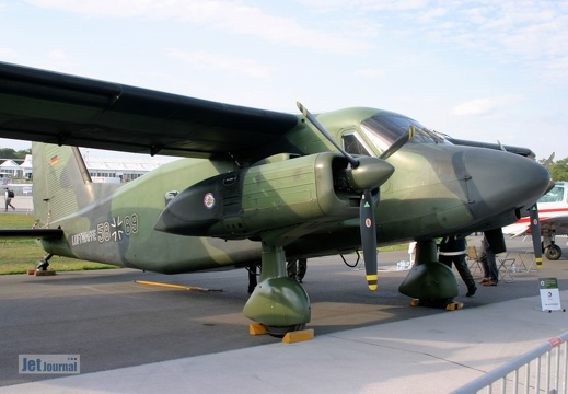 D-ICDY, Do-28D-2 Skyservant