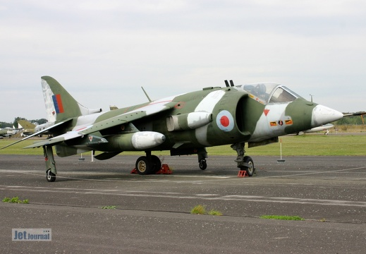 XV278, Harrier GR.1