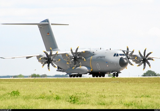 Airbus Defence A400M Luftwaffe