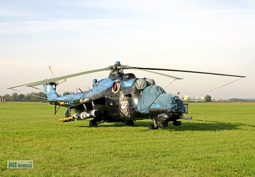 Mi-35/Mi-24W, Czech Air Force, 7353