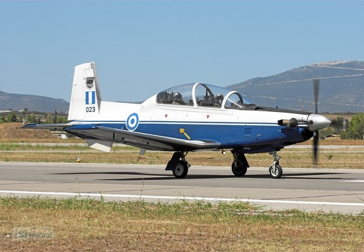 023 T-6A Hellenic Air Force