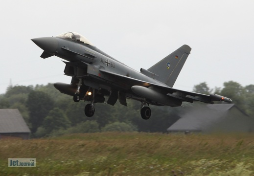 30+62, EF-2000 Eurofighter Typhoon, Deutsche Luftwaffe