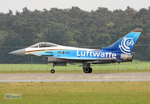 30+68, Eurofighter Typhoon, Deutsche Luftwaffe