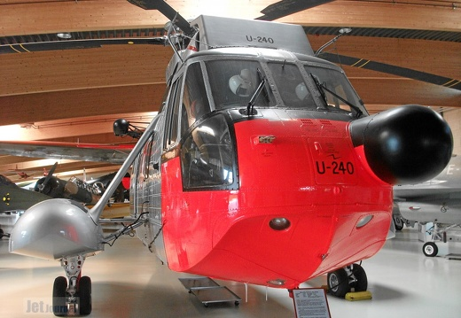 U-240 Sikorsky S-61A-1 Sea King