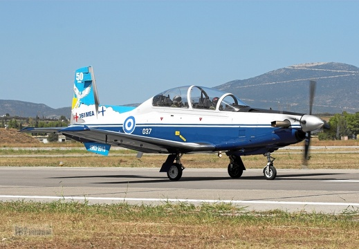 037 T-6A Hellenic Air Force