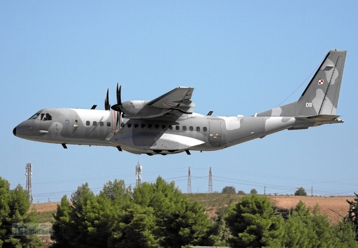011 C-295M Polish Air Force