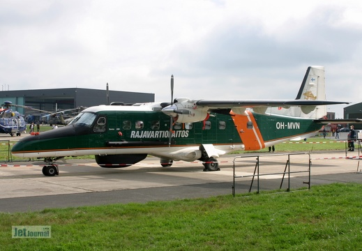 OH-MVN, Do-228, The Finnish Border Guard