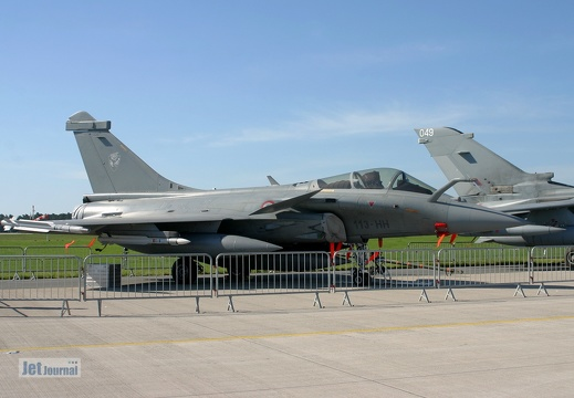 104/113-HH, Dassault Rafale C, French Air Force