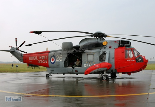 XV661/ 26, Sea King Mk.5, Royal Navy