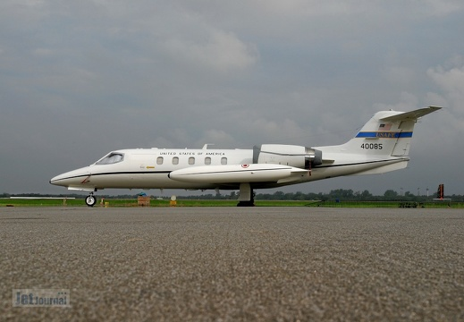 84-0085 C-21A (Learjet 35) 37th AS 86th AW
