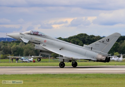36-45, Eurofighter Typhoon