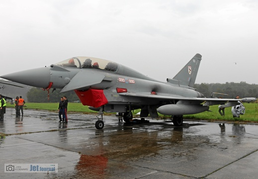 ZK382, Eurofighter Typhoon T.3