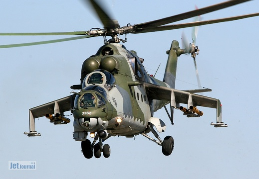 3362, Mi-35, Czech Air Force