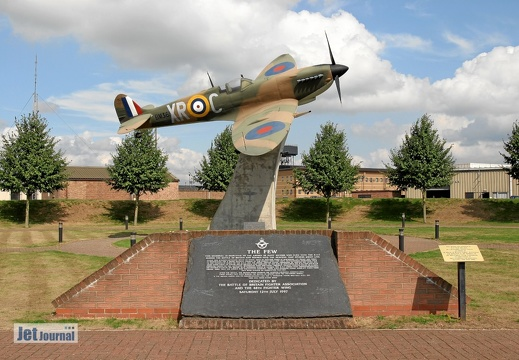 Memorial to The Few